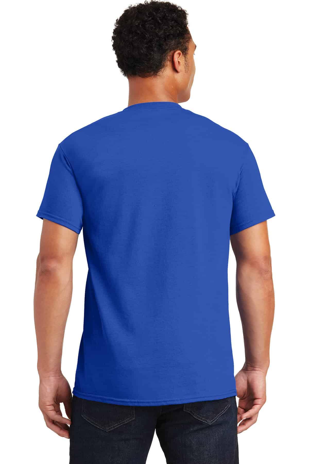 Royal Teeshirt Back