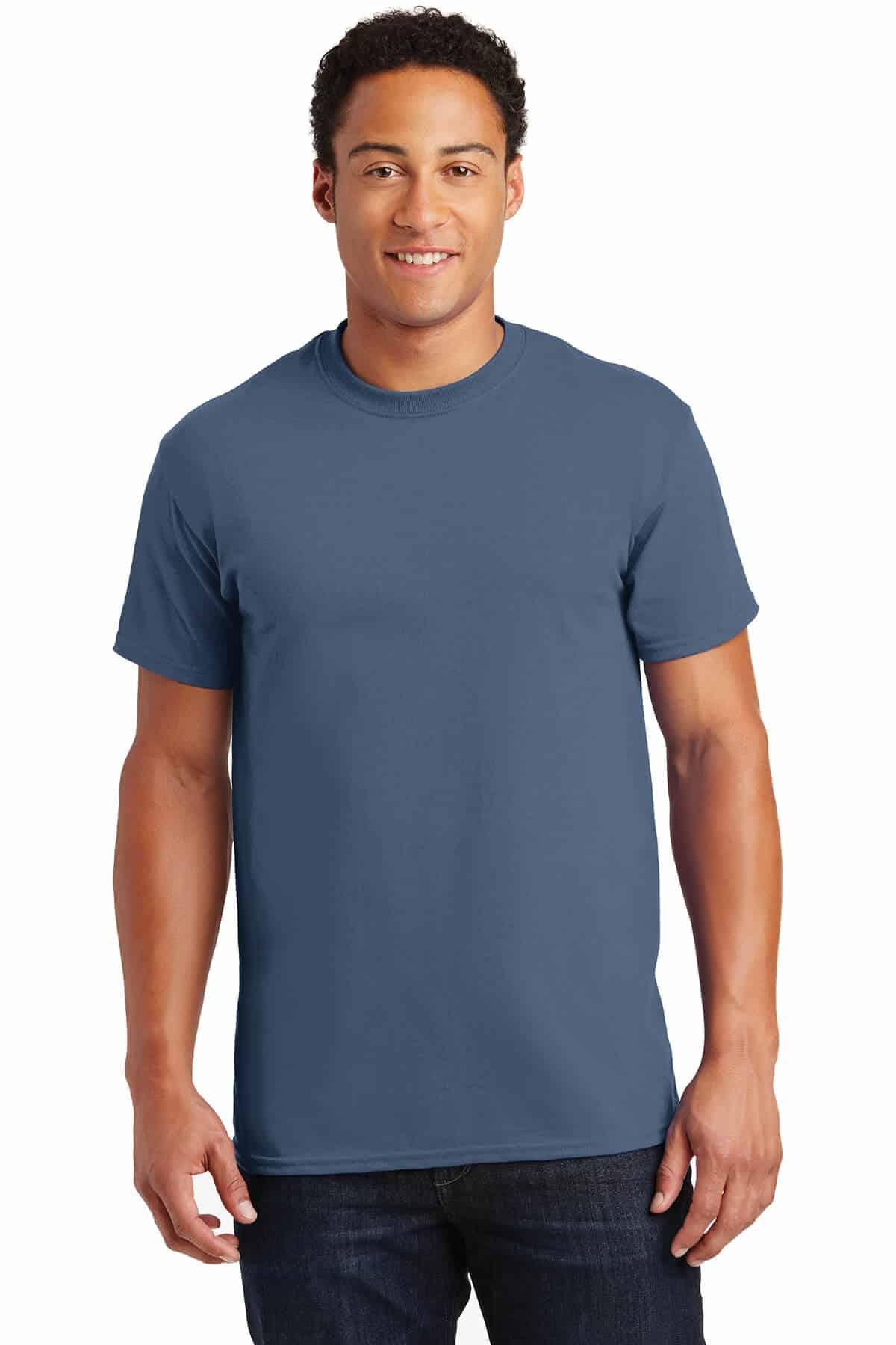 Indigo Blue TeeShirt Front