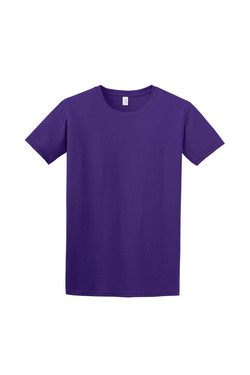 Purple T-Shirt Front