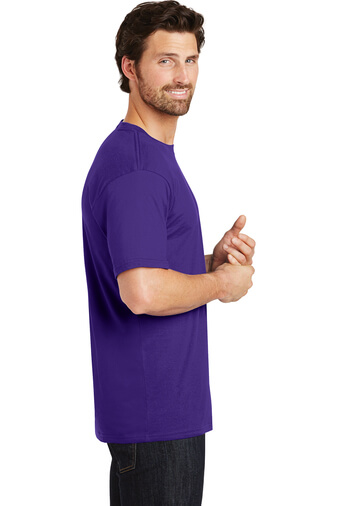 Right Custom Tee Shirt Purple