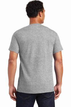 Sport Grey Teeshirt Back