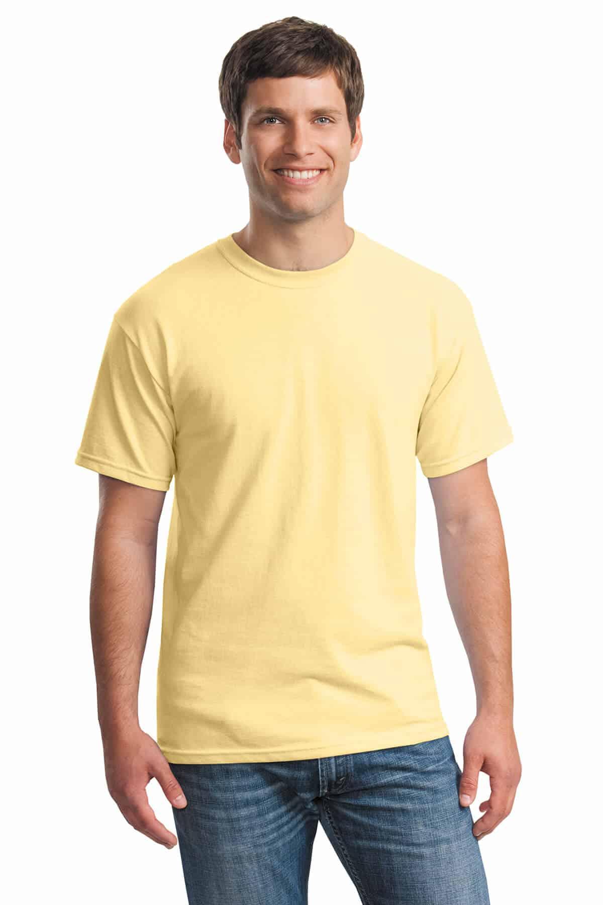 Yellow Haze Tee Front