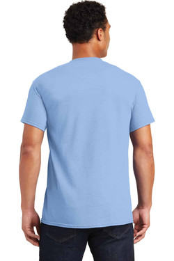 Light Blue TeeShirt Back