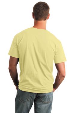 Corn Silk T-Shirt Model Back