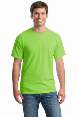 Lime Tee Front