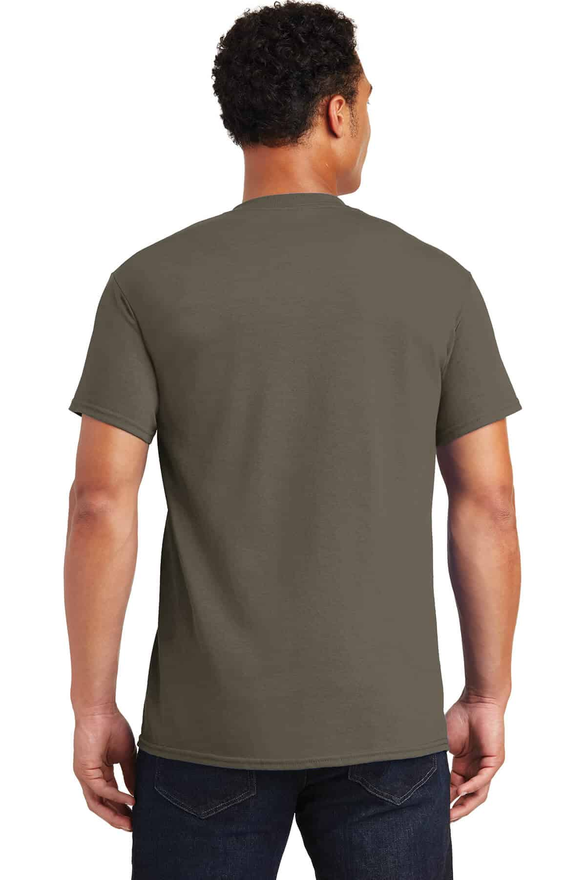 Prairie Dust Teeshirt Back