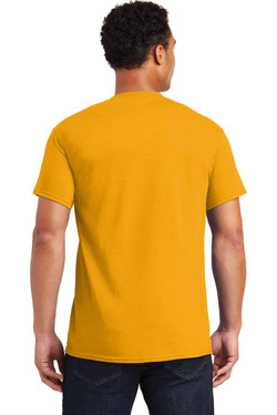 Gold TeeShirt Back