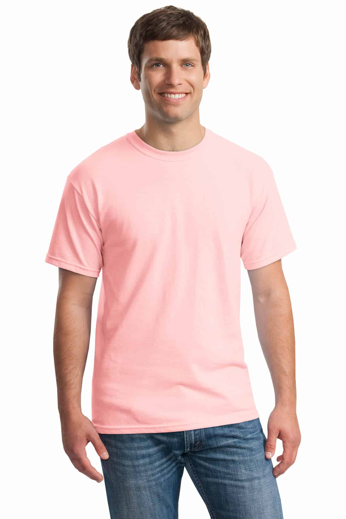 Light Pink Tee Front