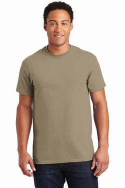 Tan Teeshirt Front
