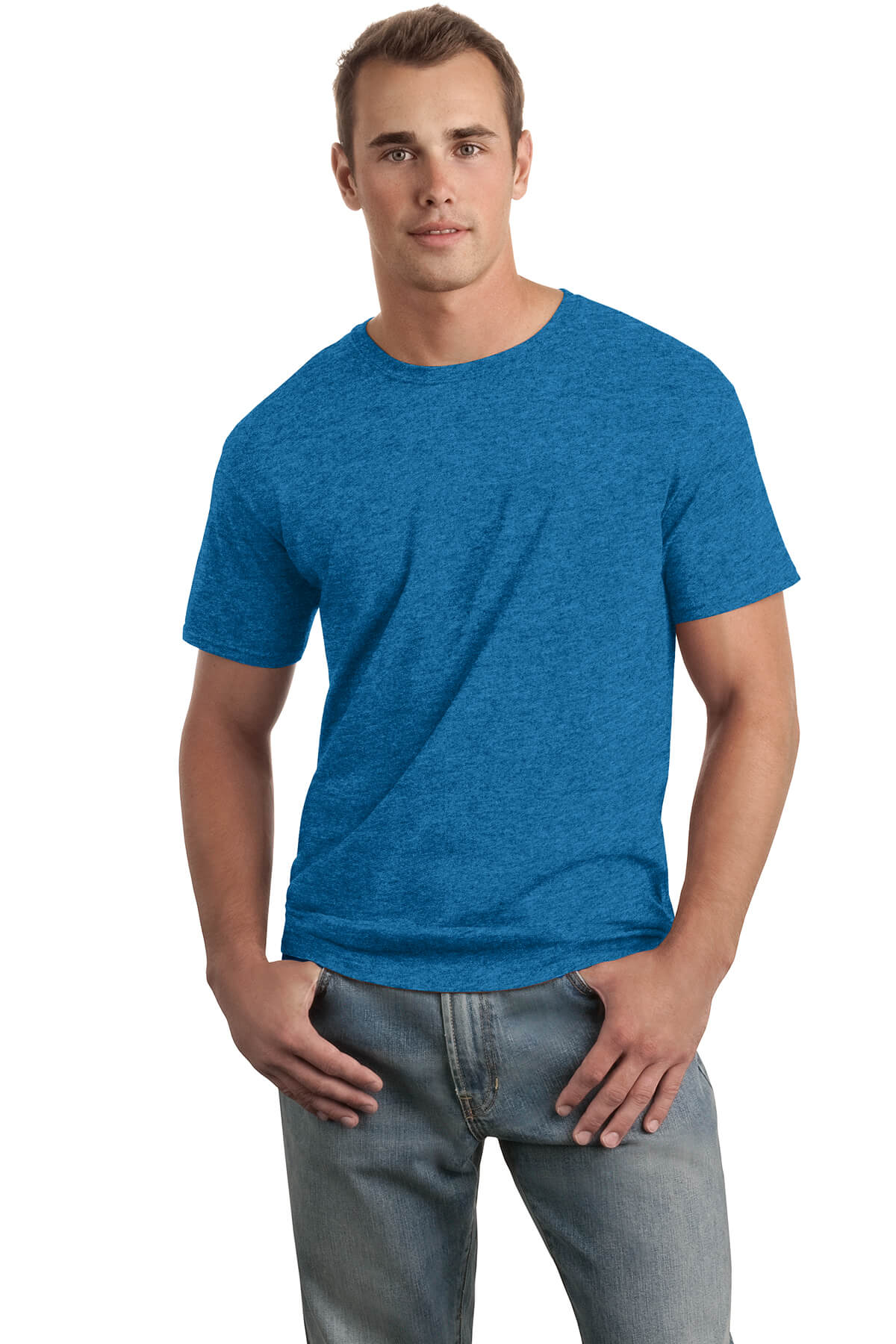Sapphire T-Shirt Model Front