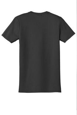 Charcoal T-Shirt Back