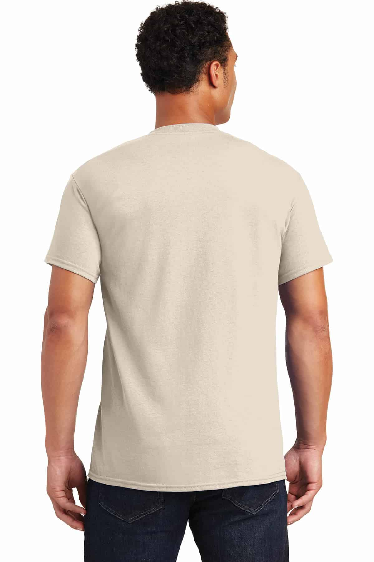 Natural TeeShirt Back