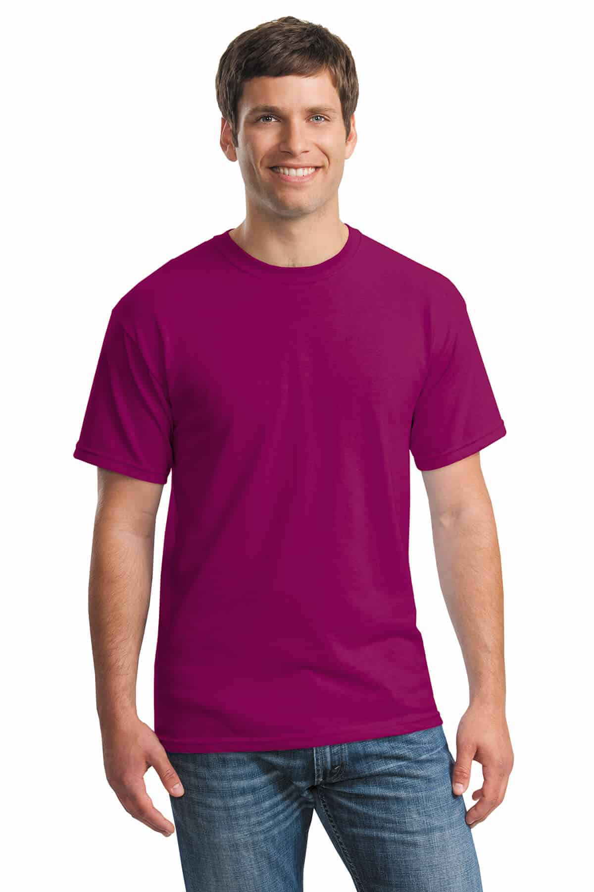 Berry Tee Front