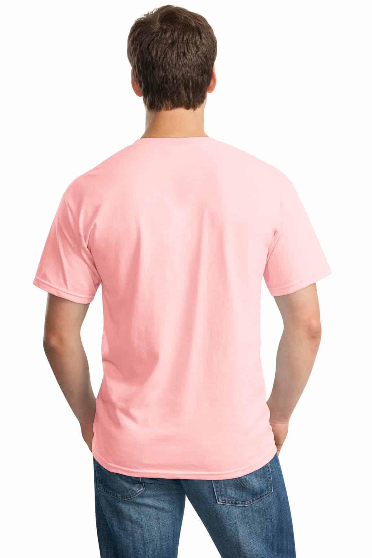 Light Pink Tee Back