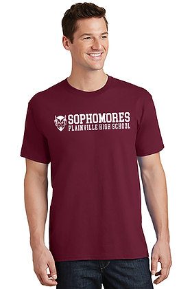 Plainville Class of 2021 T-Shirt