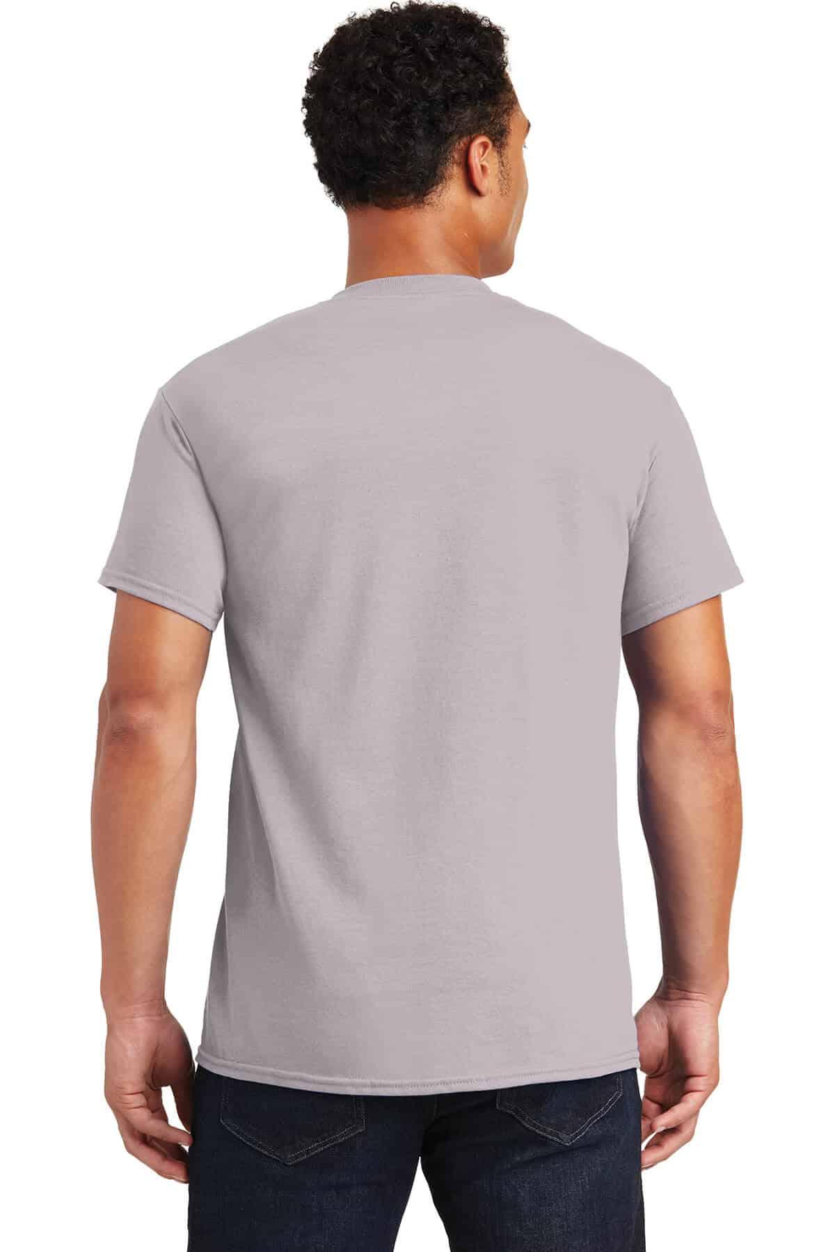 Ice Grey TeeShirt Back