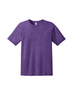 Purple Custom Tee Front