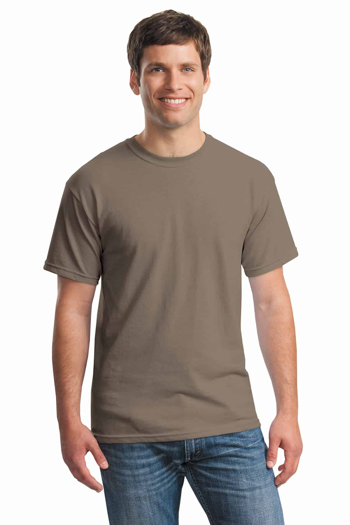 Brown Savana Tee Front