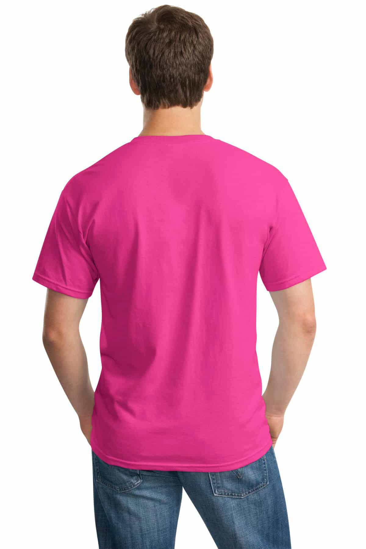 Heliconia Tee Back