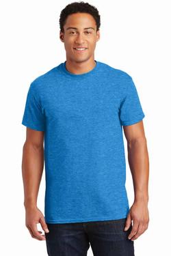 Heathered Sapphire TeeShirt Front
