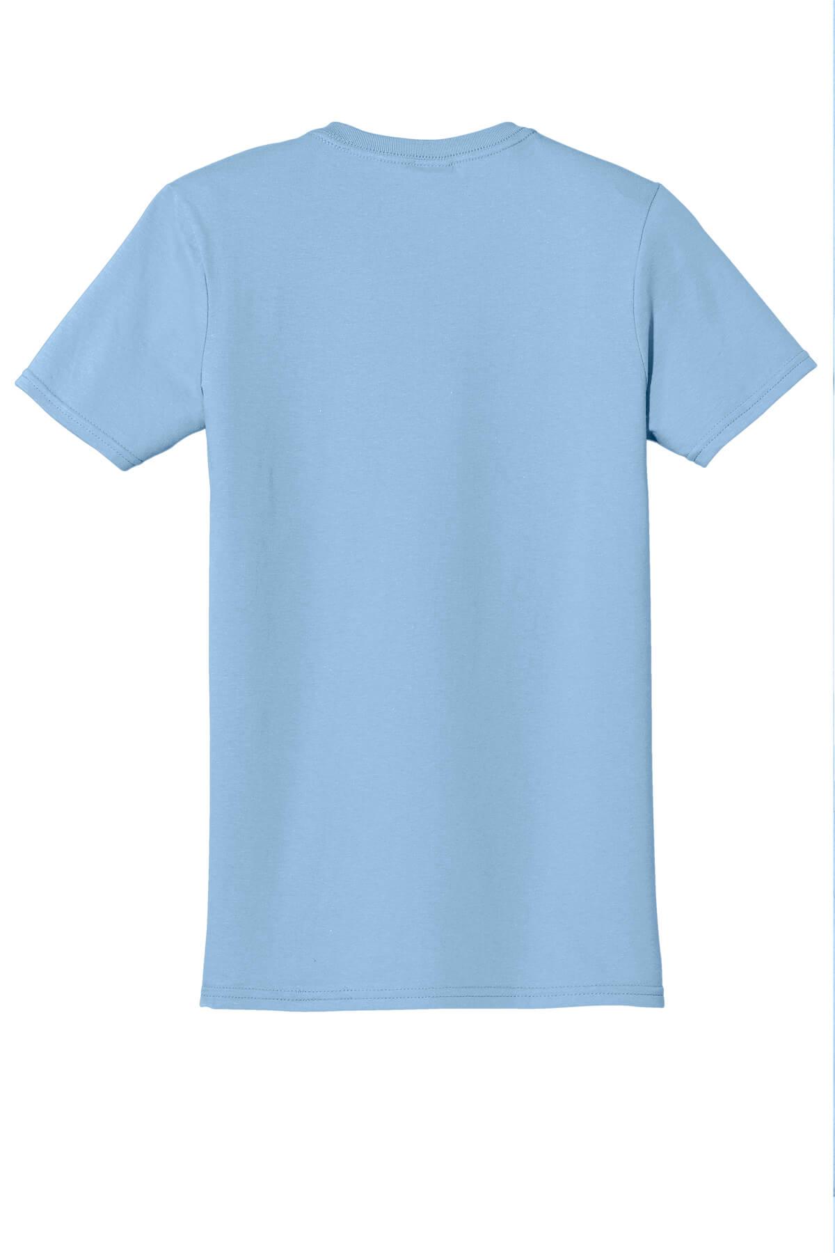 Light Blue T-Shirt Front