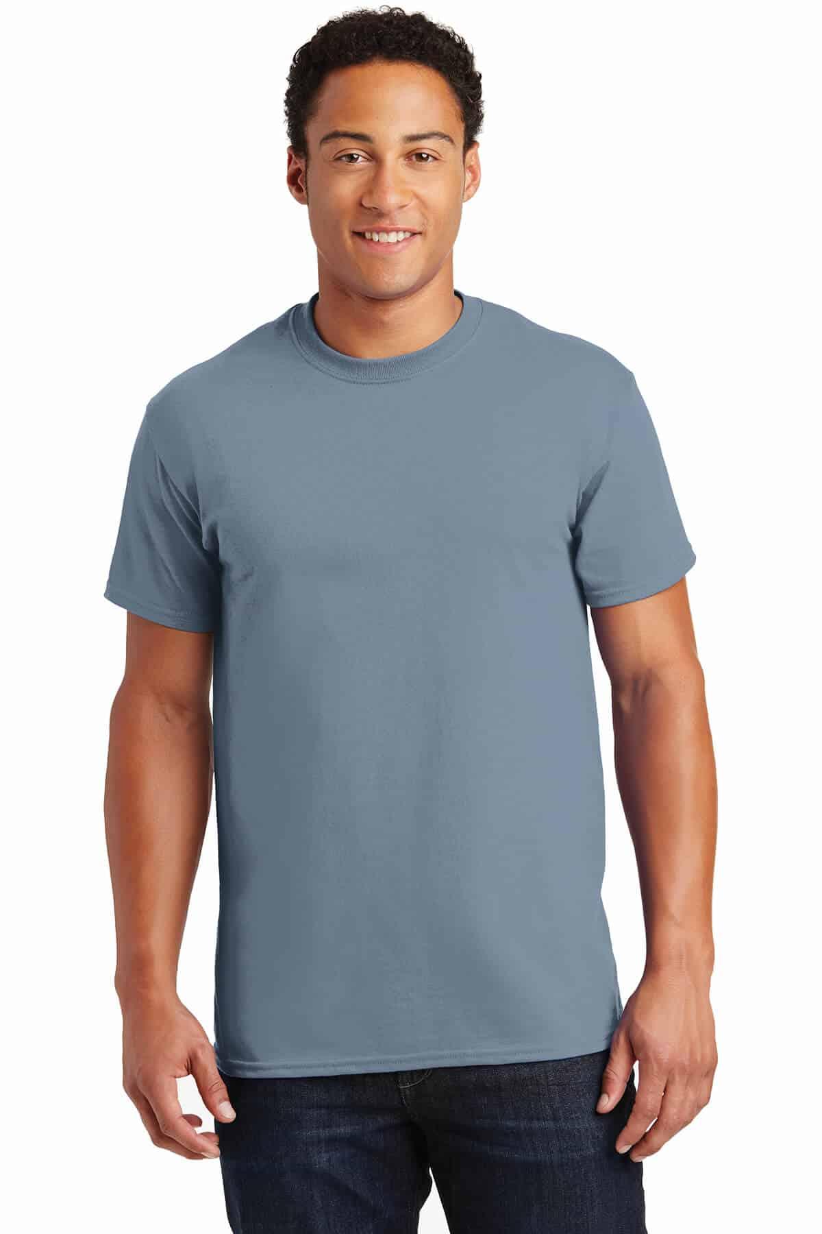 Stone Blue Teeshirt Front