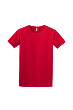 Red T-Shirt Front