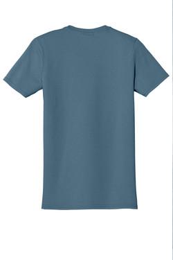 Indigo Blue T-Shirt Back