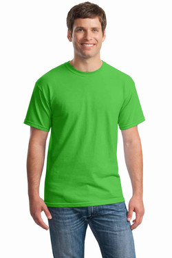 Electric Green Tee Front