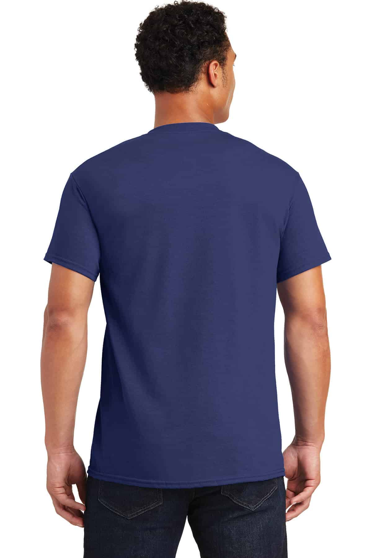 Metro Blue TeeShirt Back