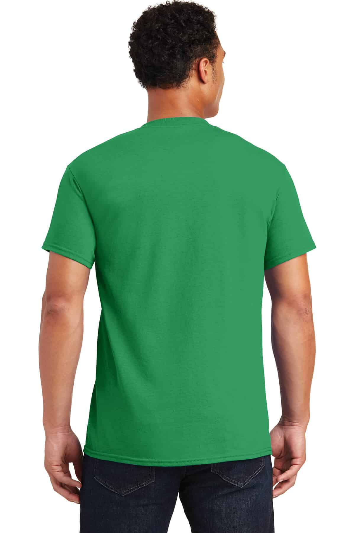 Irish Green TeeShirt Back
