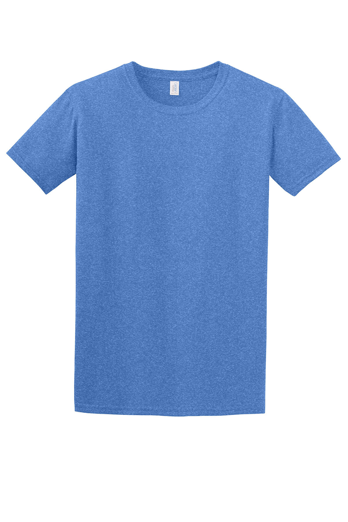 Heather Royal T-Shirt Mode Front