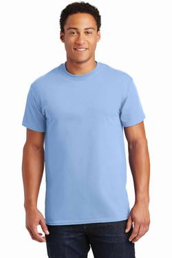 Light Blue TeeShirt Front