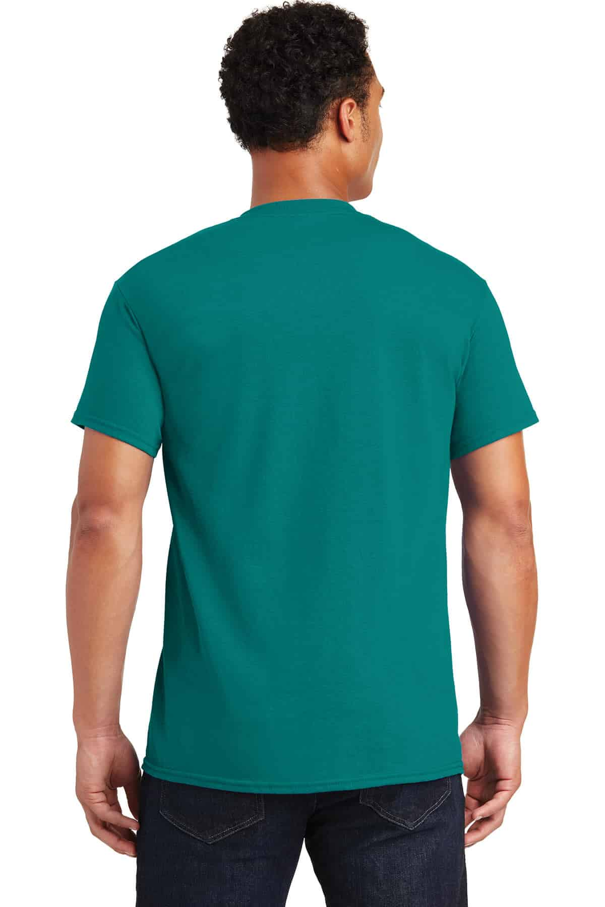 Jade Dome TeeShirt Back