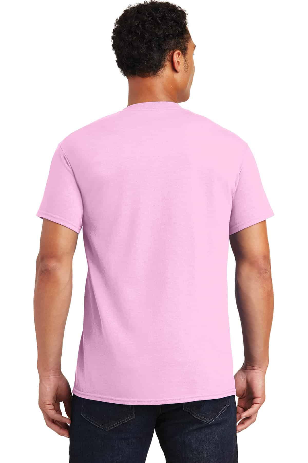 Light Pink TeeShirt Back