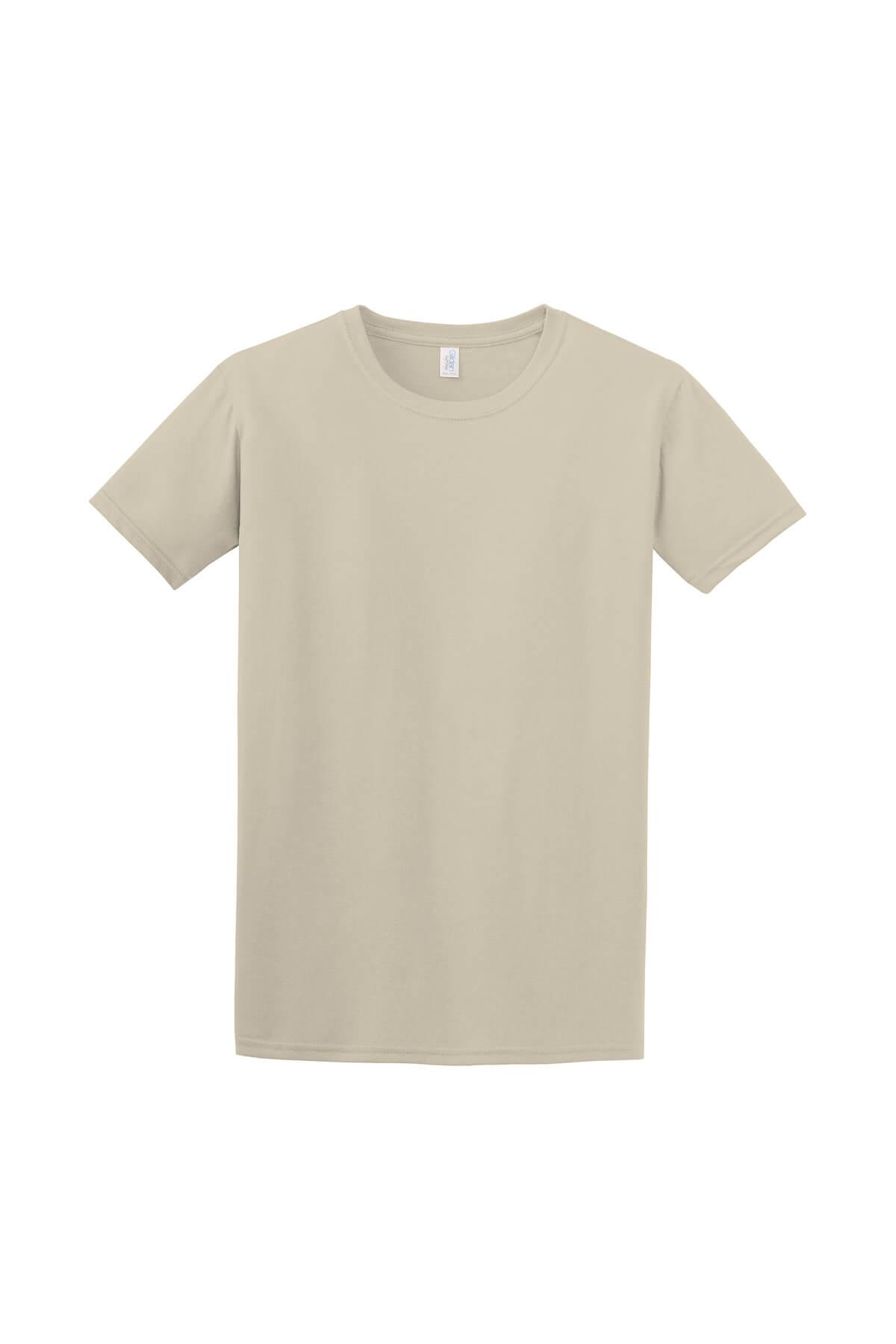 Sand T-Shirt Front