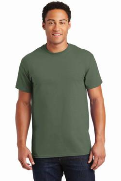 Military Green TeeShirt Front