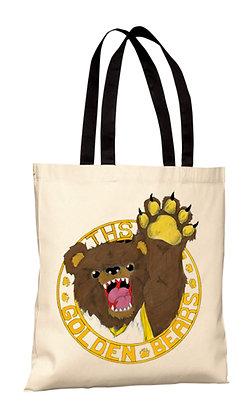 Thomaston High School Athletic Bear Tote Bag