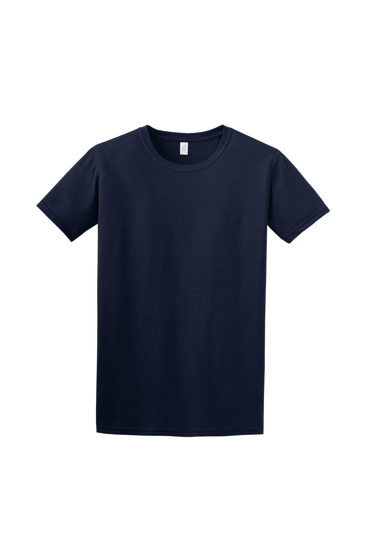 Navy T-Shirt Front