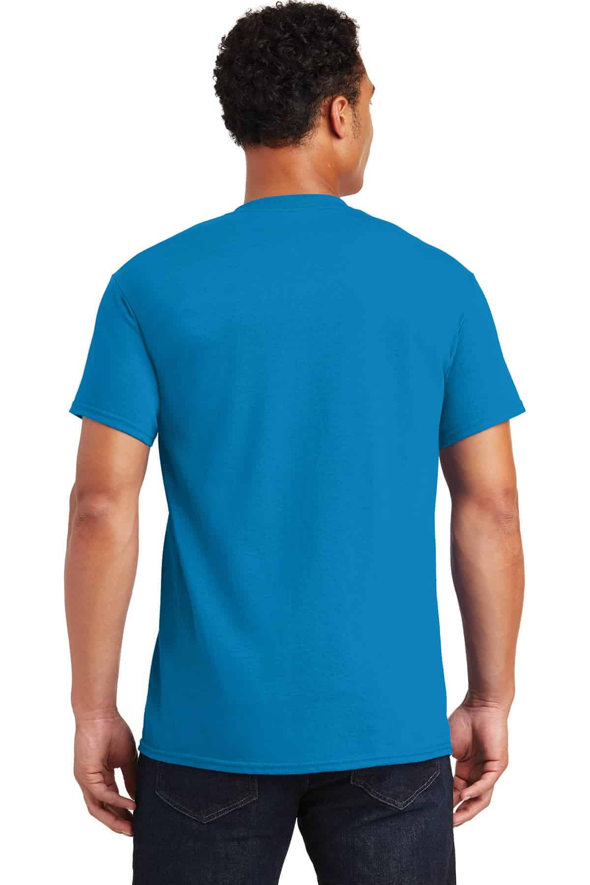 Sapphire TeeShirt Back