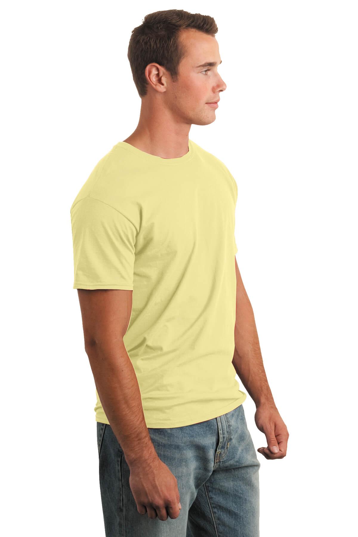 Corn Silk T-Shirt Model Side