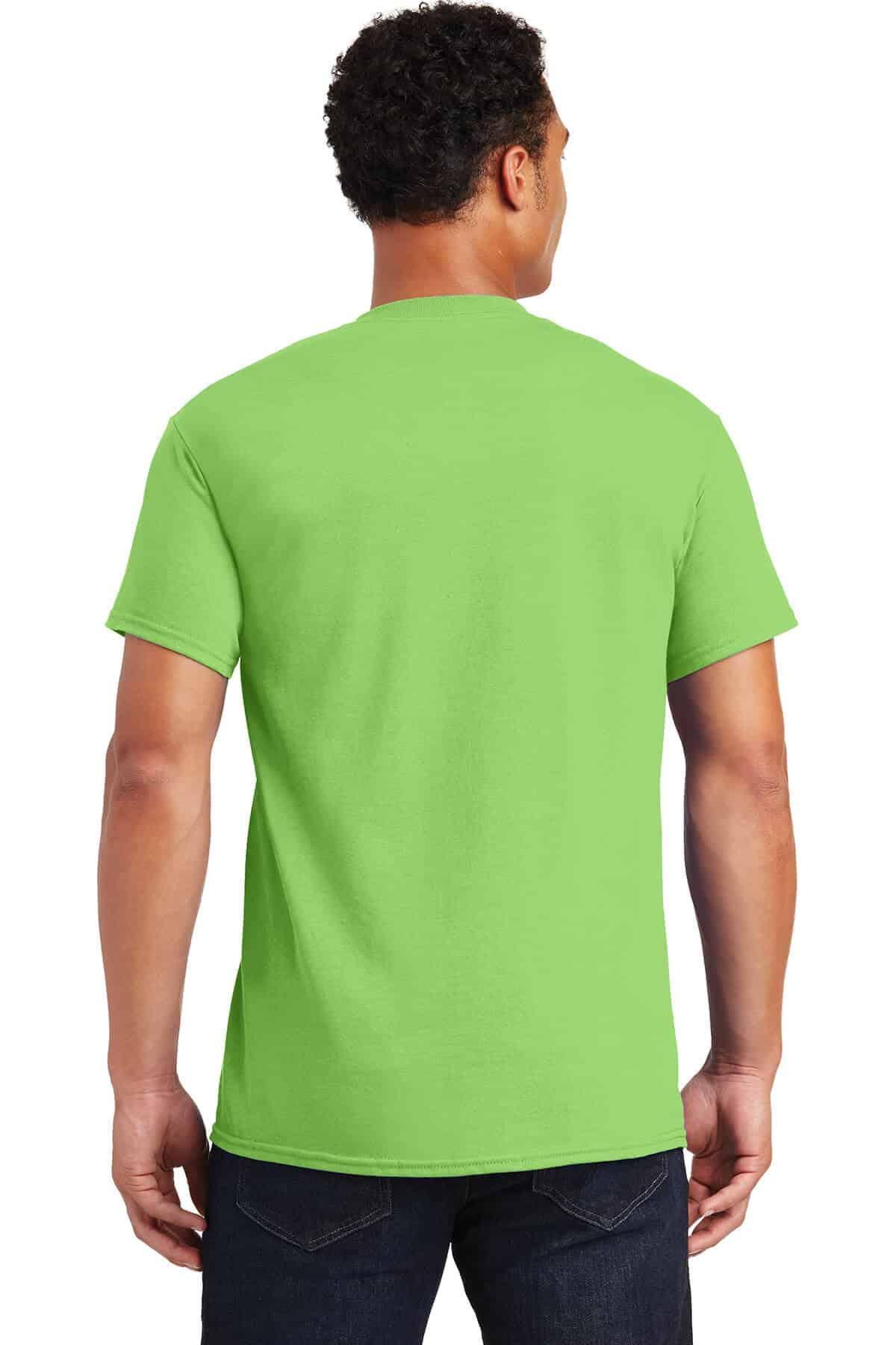 Lime TeeShirt Back