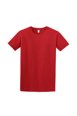 Cherry Red T-shirt Front