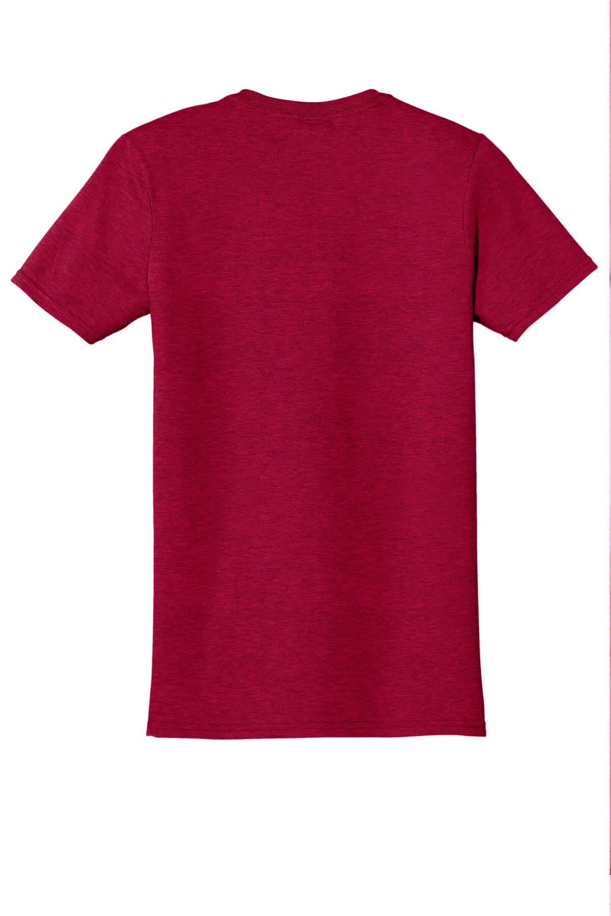 Cherry Red T-Shirt Back