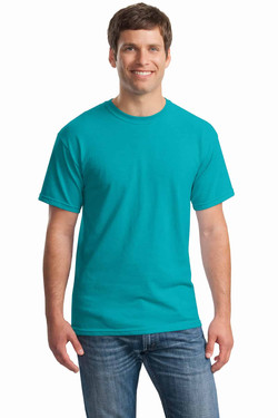 Tropical Blue Tee Front