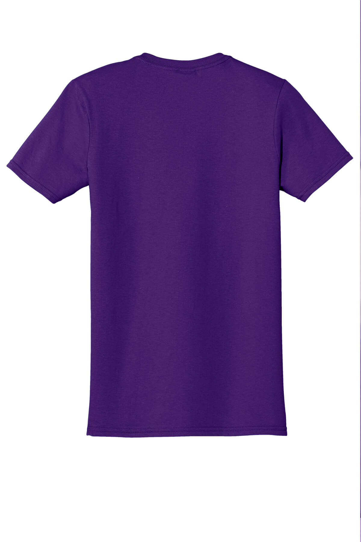 Purple T-Shirt Back