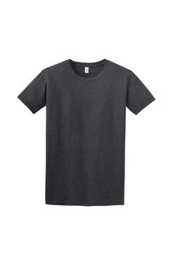 Dark Heather T-Shirt Front
