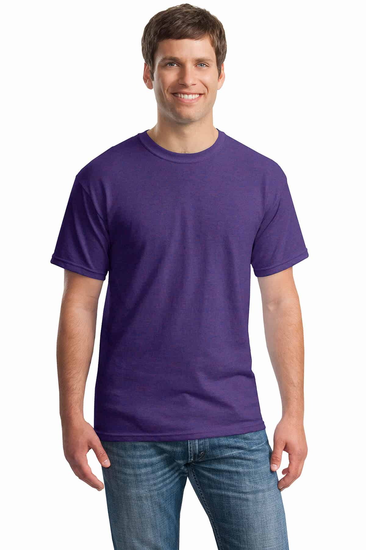 Lilac Tee Front