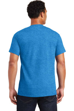 Heathered Sapphire TeeShirt Back