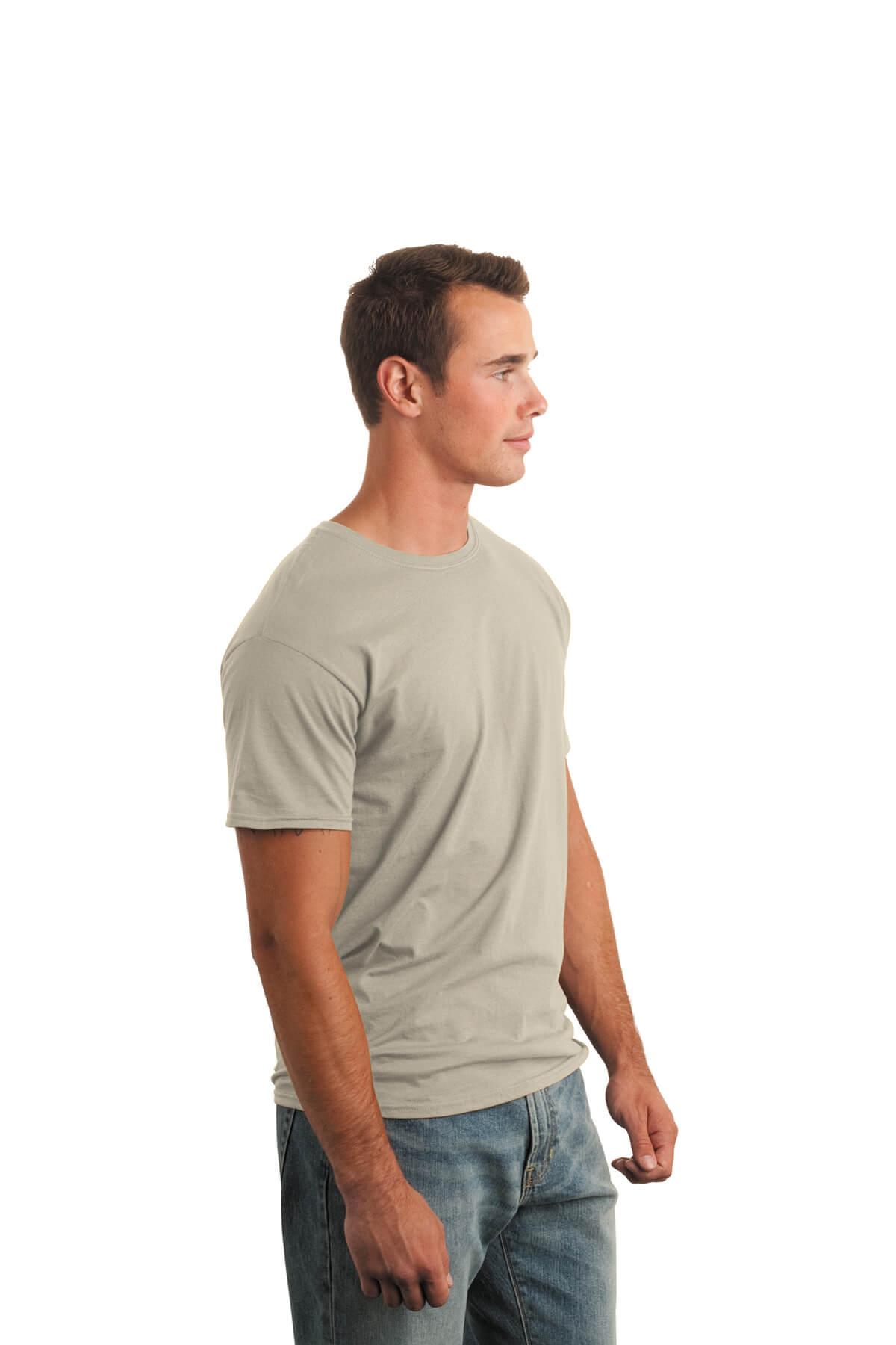 Sand T-Shirt Model Side